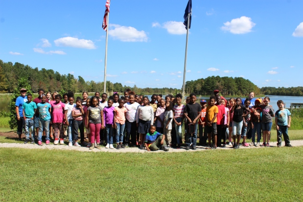SCWA celebrates Boeing Corporation's 5 years of Camp Leopold scholarshipsupport